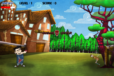 Screenshot Bad Boy Shooter