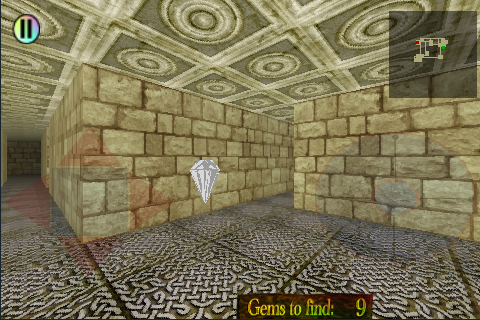 Screenshot aMAZEing 3D Maze