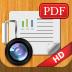 WorldScan HD- 高速スキャナー & PDF