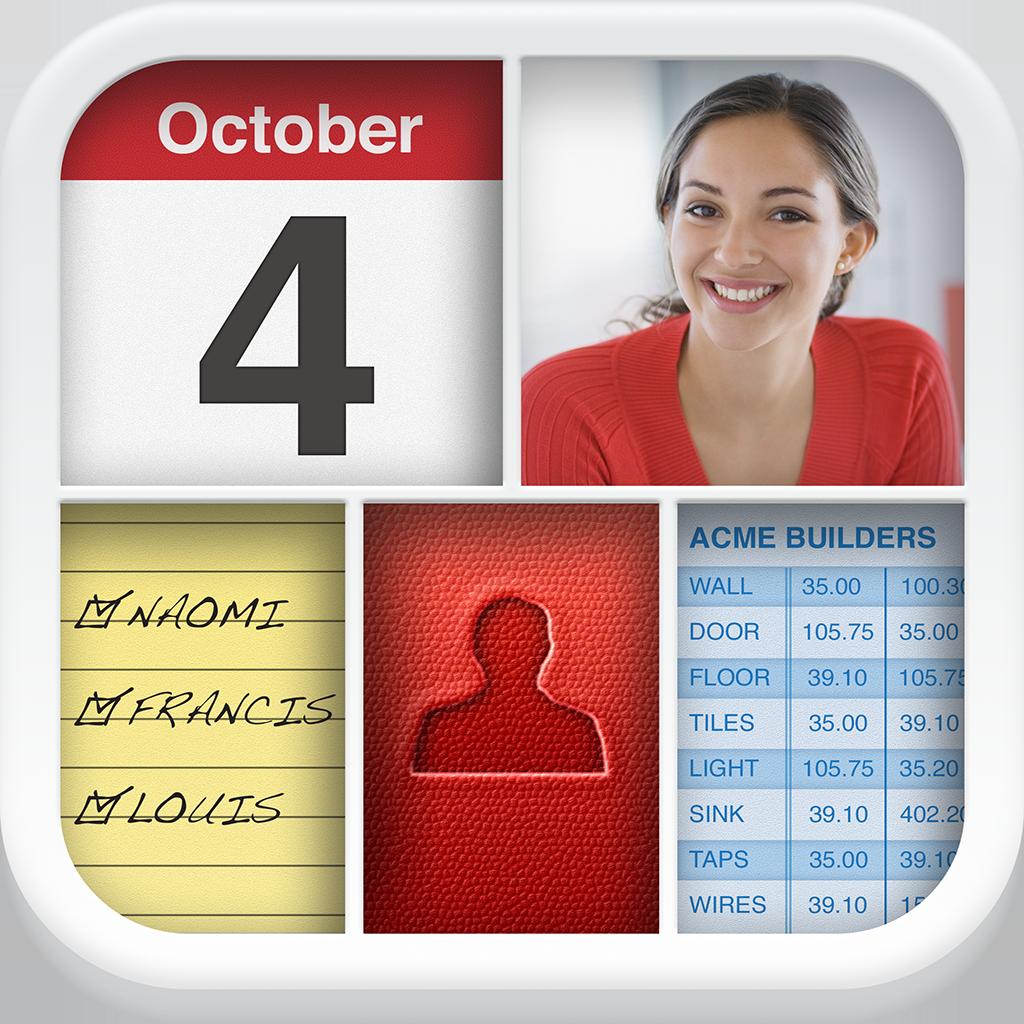 Bento 4 per iPad - Database personale (AppStore Link)
